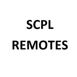 SCPL Remotes