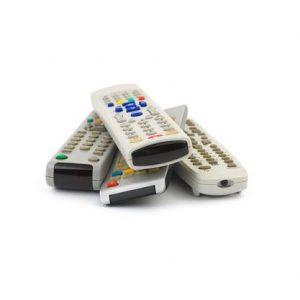 Universal TV Remotes